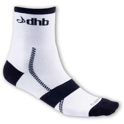 dhb Light Weight Cycling Sock 8cm