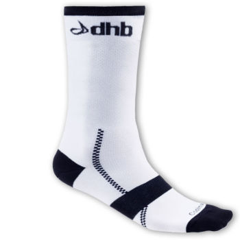 dhb Light Weight Cycling Sock 14cm