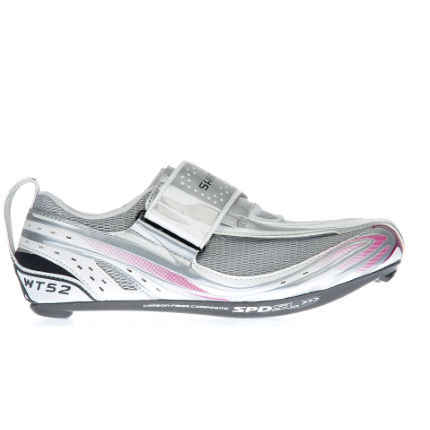 Shimano Women's WT52 Triathlon Cycling Shoes 2012