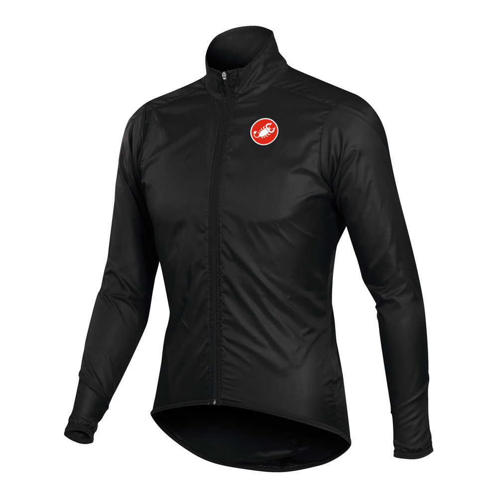 Wiggle Castelli Squadra Long Water Resistant Jacket