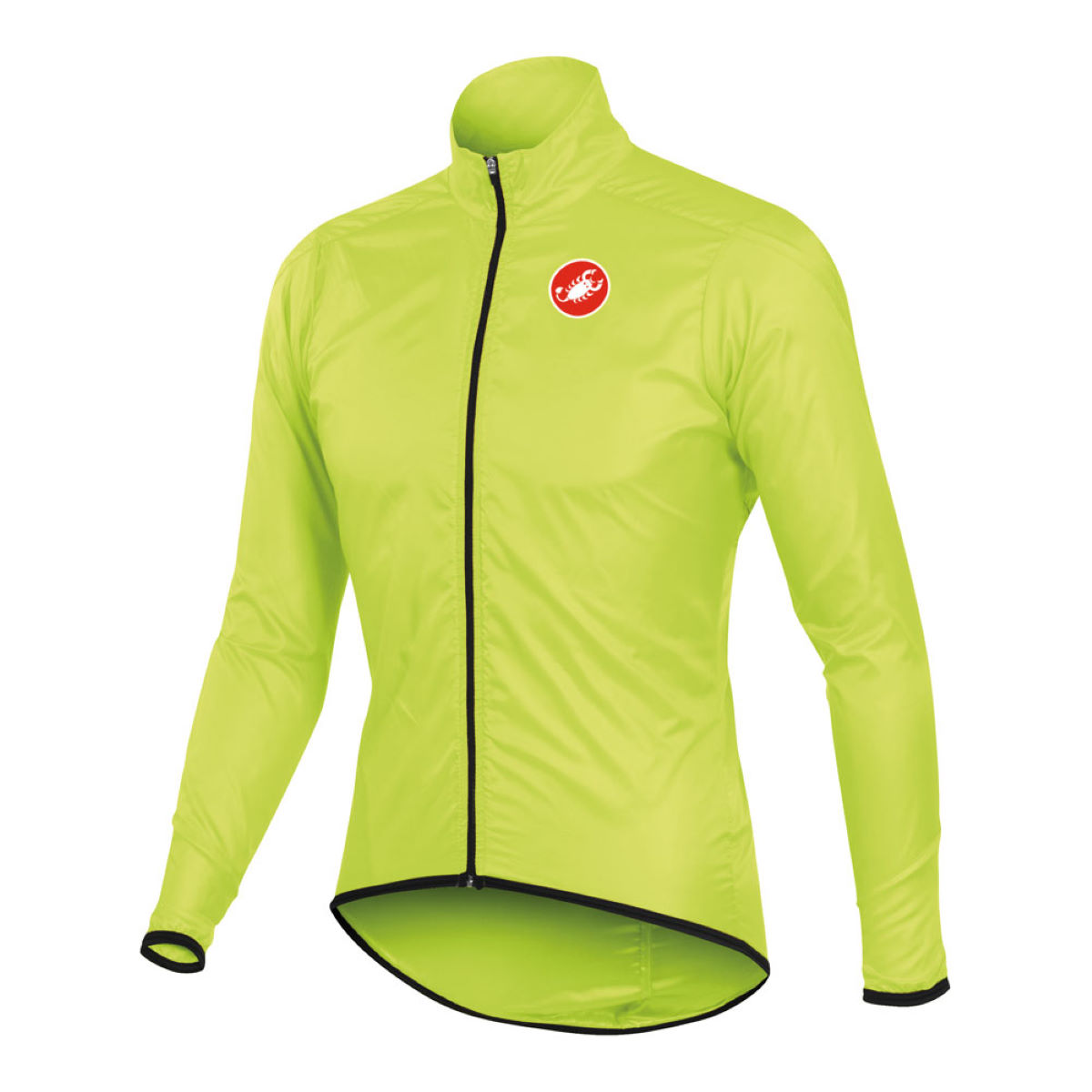 Castelli Squadra Long Water Resistant Jacket