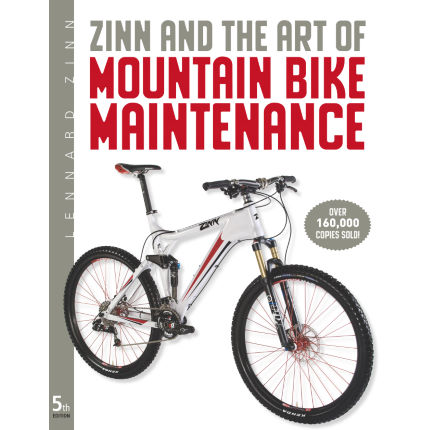 Velopress Zinn and the Art of Mountain Bike Maintenance