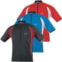 Gore Running Wear Air Zip Shirt