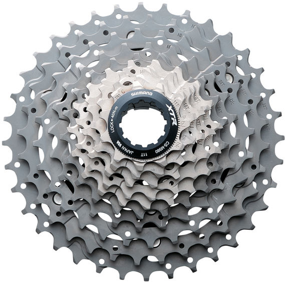 SHIMANO XT CS-M771 10-speed, 16-tooth replacement sprocket ...