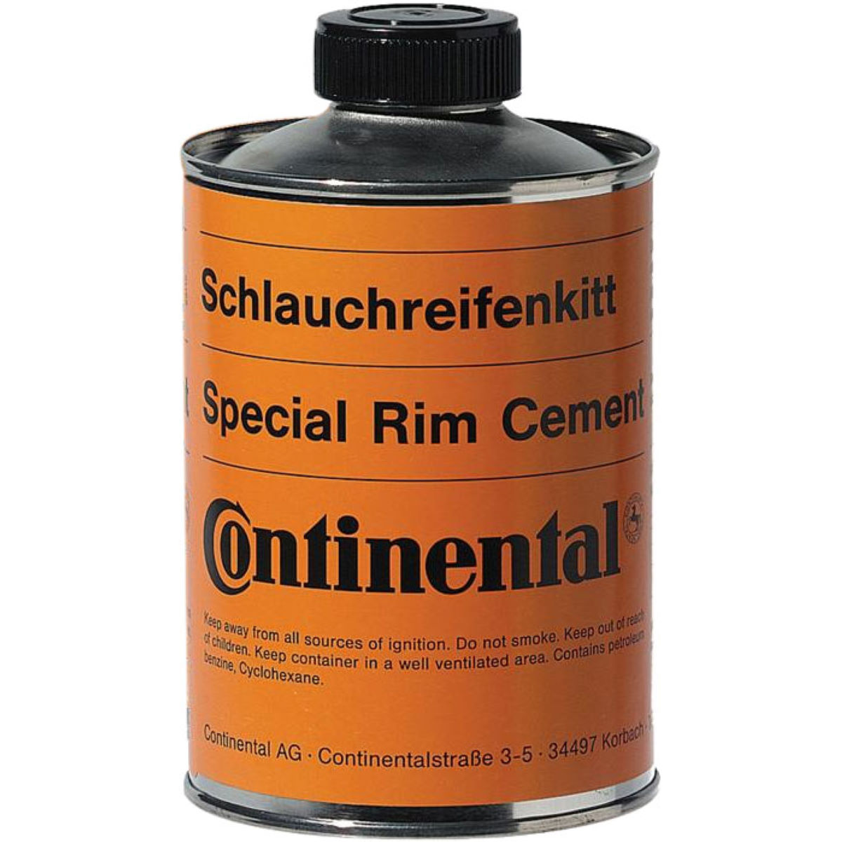 Continental Tin of Tubular Cement / Glue for Aluminium Rims
