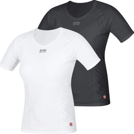 Camiseta interior Gore Bike Wear WINDSTOPPER para mujer
