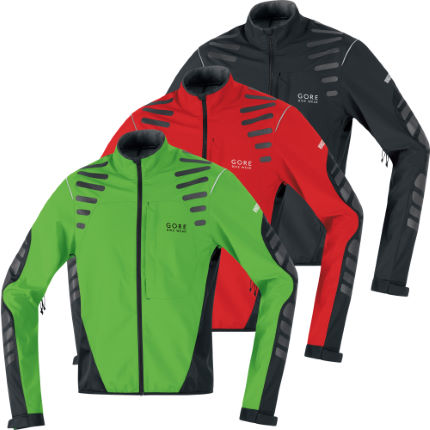 Gore Bike Wear - Fusion Active Shell Cross ジャケット