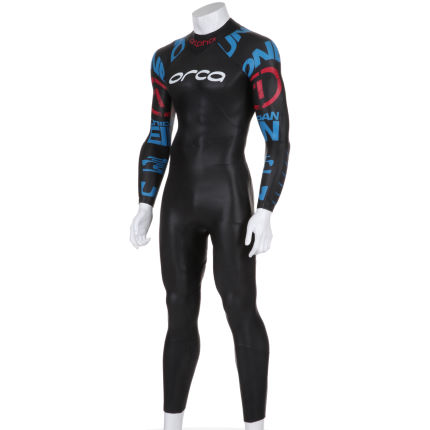 Orca Mens Alpha Full Sleeve Wetsuit