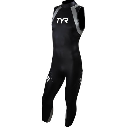 TYR Hurricane C1 Sleeveless Triathlon Wetsuit 2014