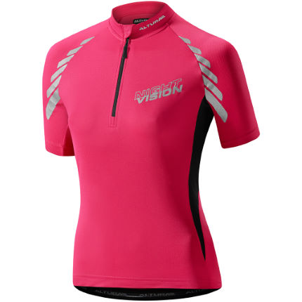 Altura Women's Night Vision Short Sleeve Jersey