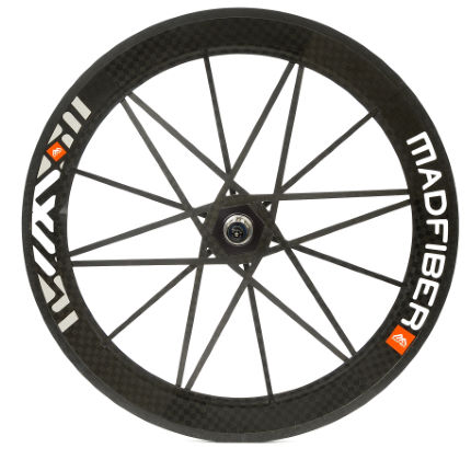 Mad Fiber Carbon Tubular Wheelset