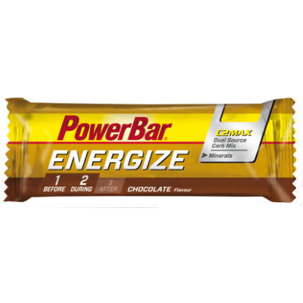 PowerBar Energize Energy Bar (25 x 55g)