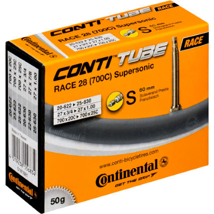 Continental Supersonic Road Long Valve Inner Tube