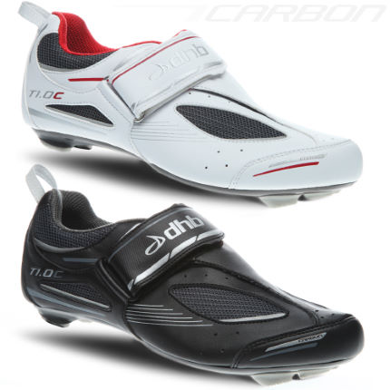 dhb T1.0C Carbon Triathlon Cycling Shoe