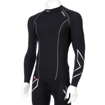 2XU PWX Mens Long Sleeve Compression Top