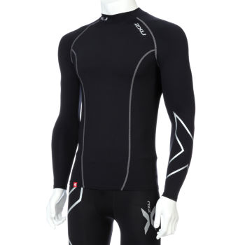 2XU PWX Mens Thermal Compression Long Sleeve Top