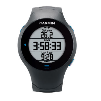Garmin Forerunner 610 GPS Sports Watch with HRM