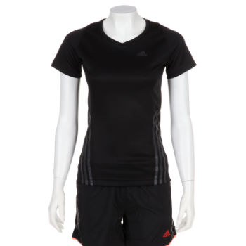Adidas Ladies Supernova Short Sleeve Top SS12