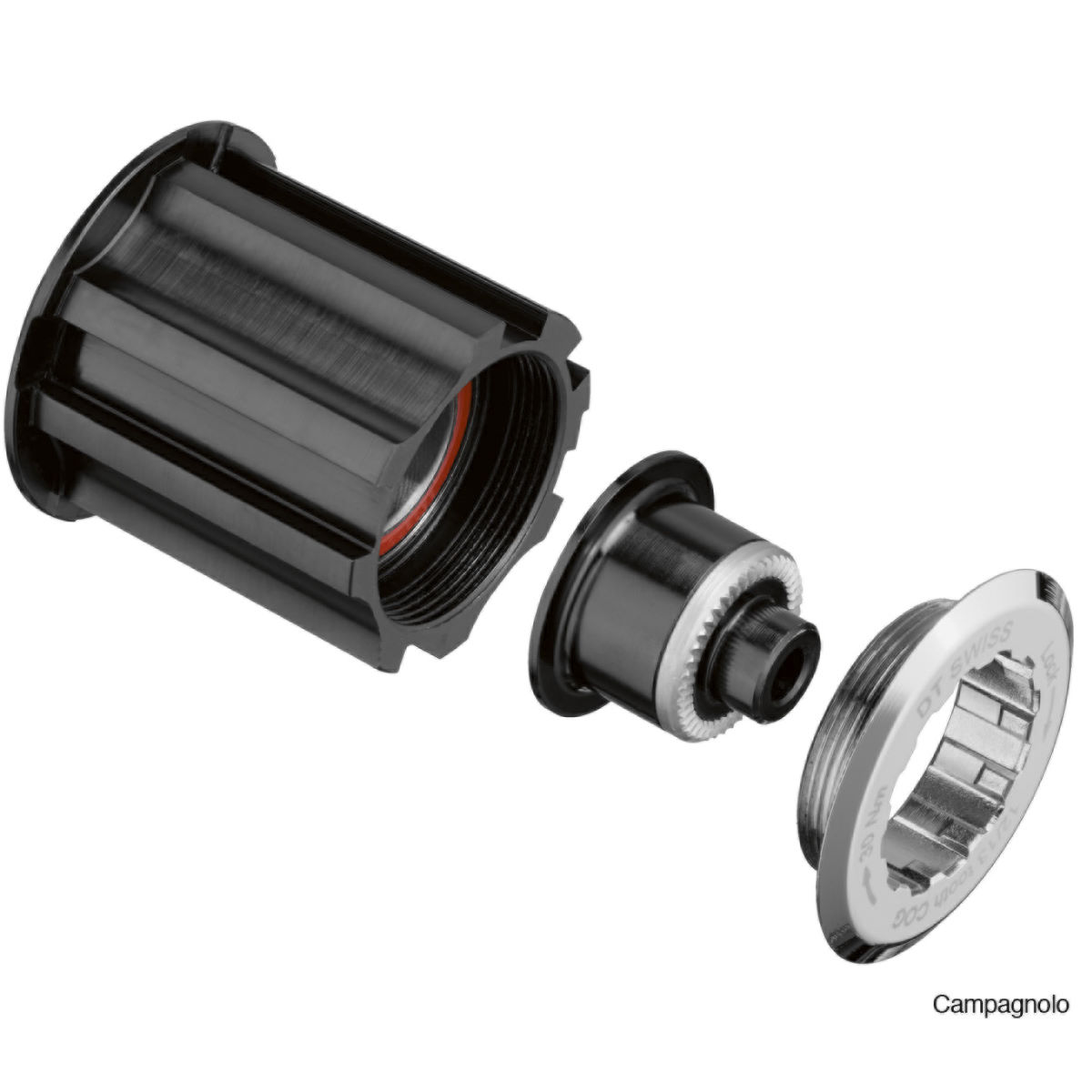 DT Swiss Freehub Conversion Kit - 240s Road