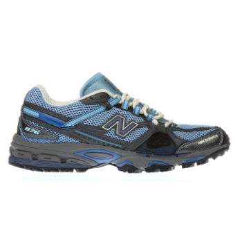 New Balance Ladies WT876BL Shoes SS12