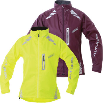 Altura Ladies Night Vision Jacket - 2012