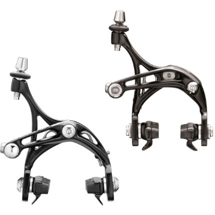 Campagnolo Athena Black 11 Speed Skeleton Brake Caliper Set