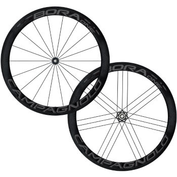 Campagnolo Bora One Dark Label Tubular Wheelset