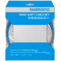 Shimano Road Gear Cable Set with PTFE Inner Cable