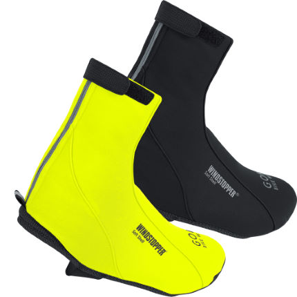 Gore Bike Wear Road Softshell Thermo Overshoes - 2012
