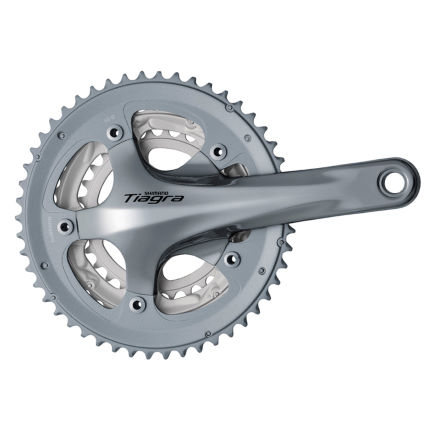 Shimano Tiagra 4603 Hollowtech II 10 Spd Triple Chainset