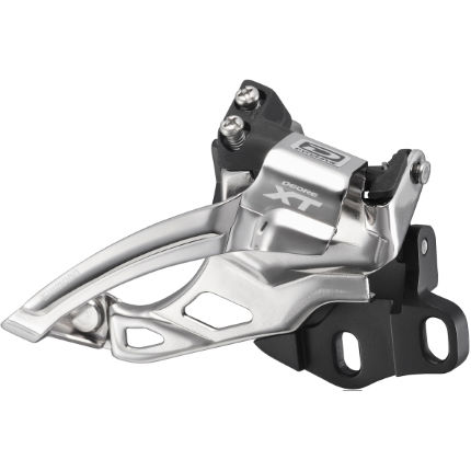 Shimano XT M785 10-speed double voorderailleur
