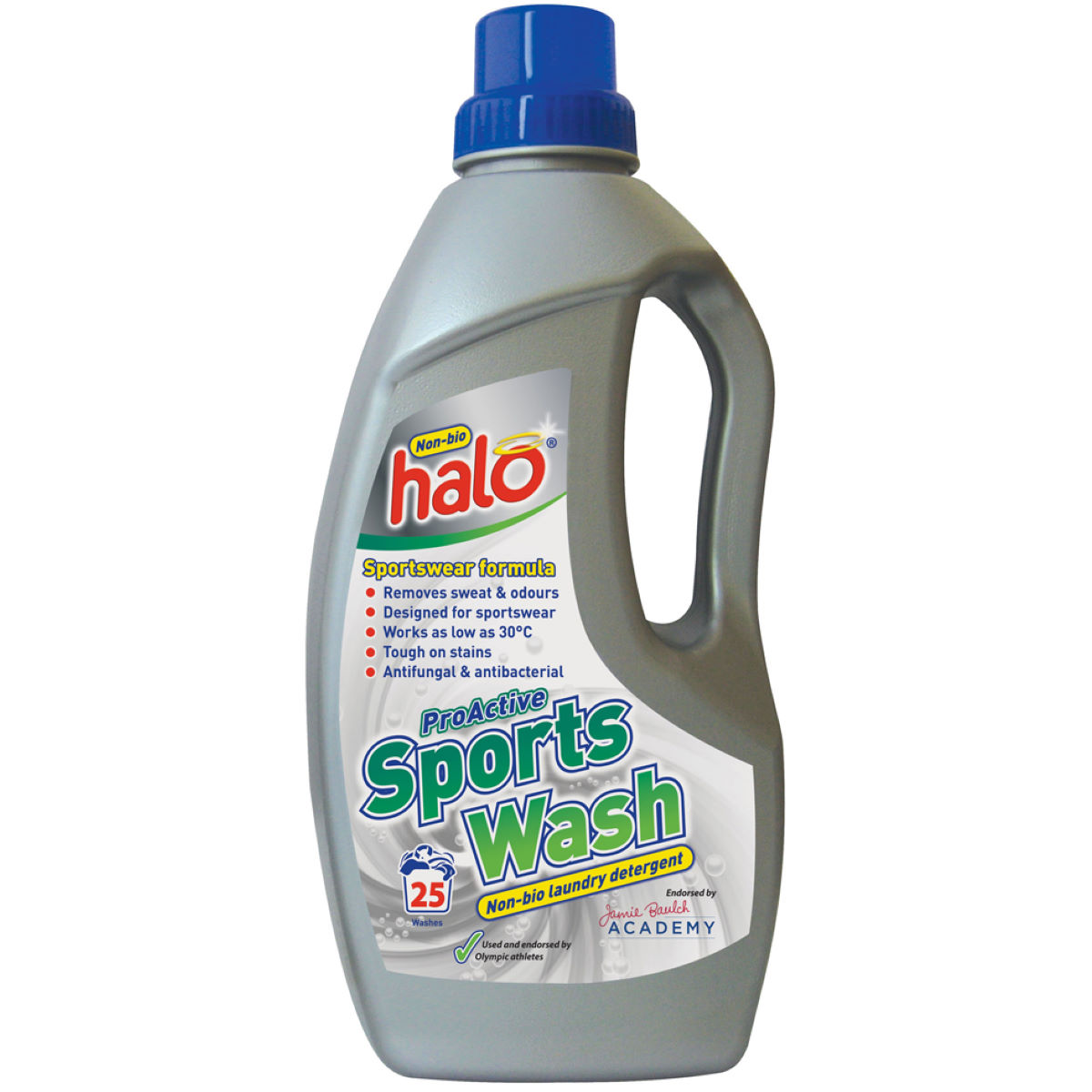 Halo Proactive Sports Wash Laundry Detergent - (1 Litre)