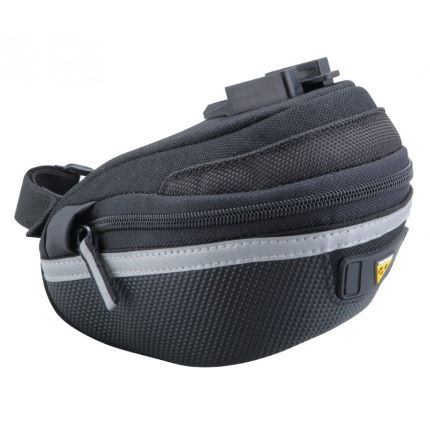 Topeak - Wedge Bag 2 (Clip On) Small サドルバッグ