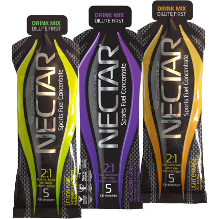 Nectar Fuel Systems - Sport Fuel Concentrate 50ml x 15 袋