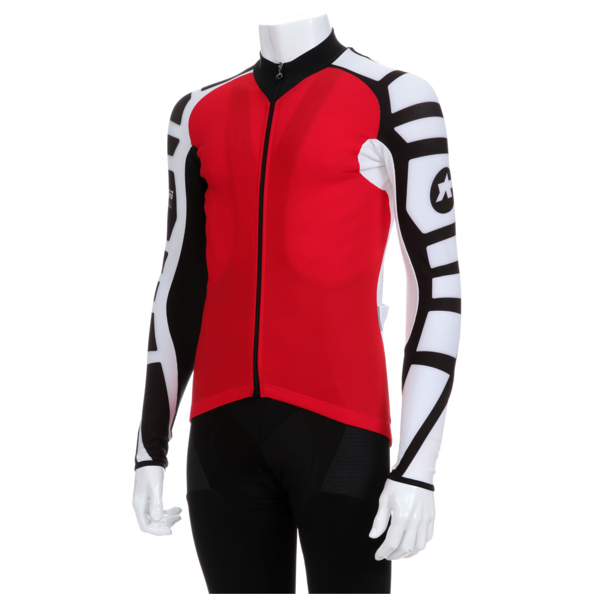 Veste isolante Assos ij.tiBuru - XL Swiss Red Coupe-vents vélo