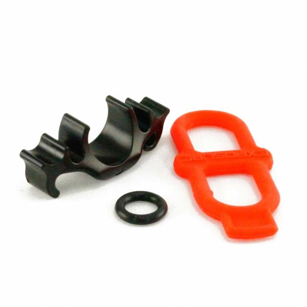Exposure Saddle Rail Mounting Bracket