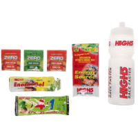 Assortiment bidon + sachets High5