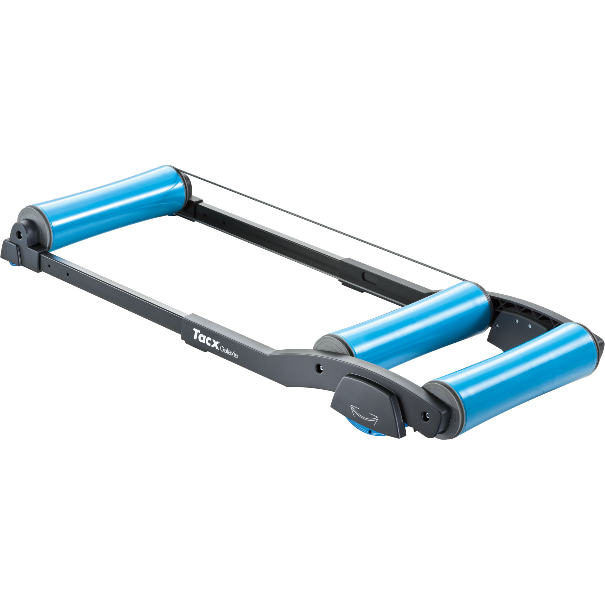 home trainer et rouleaux tacx galaxia rollers wiggle