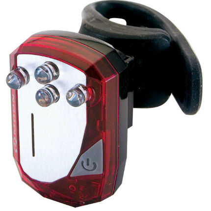 Moon Gem 3.0 LED Rechargeable Rear Light