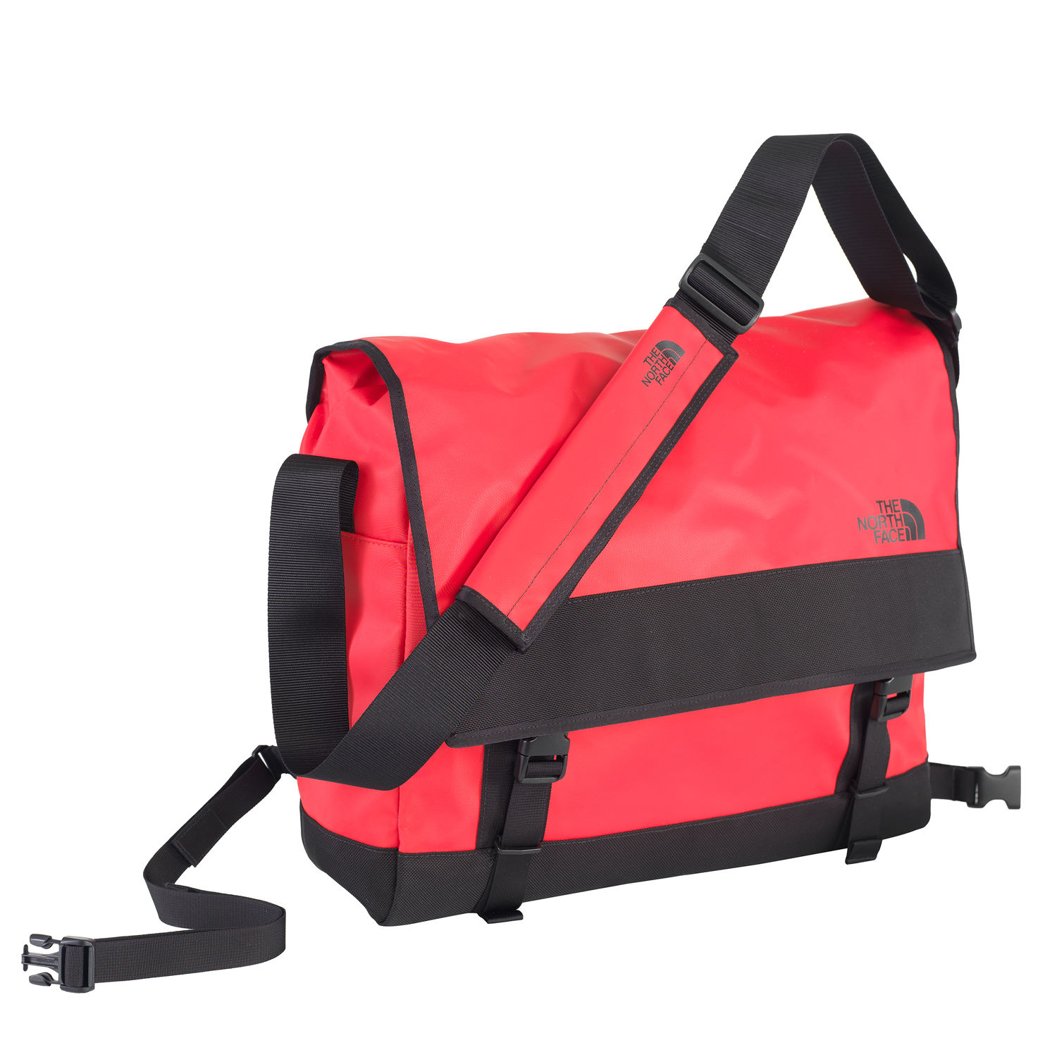 The North Face Schoudertas Base Camp Messenger Bag : Wiggle the north face base camp messenger bag large