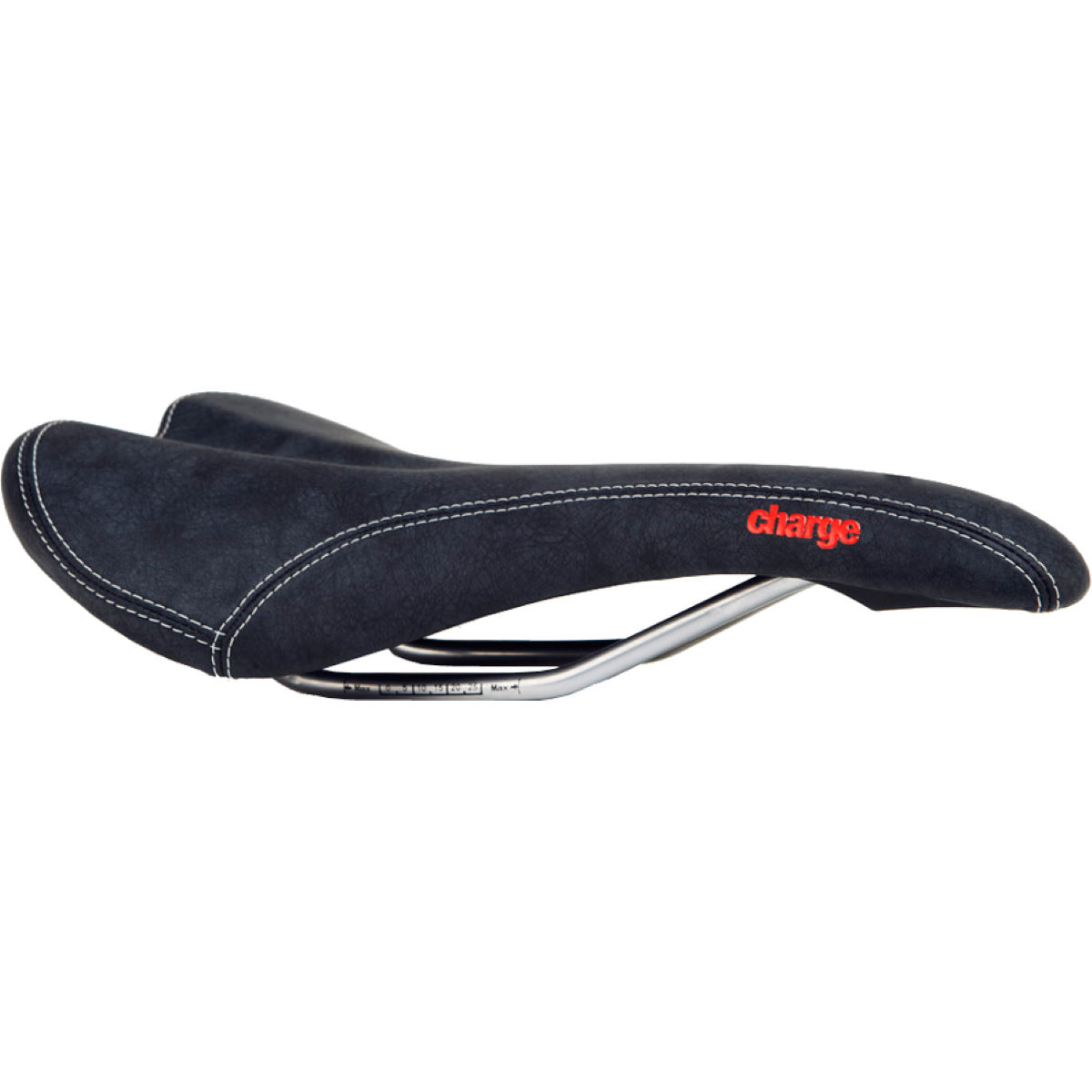 Charge Spoon Saddle with Cromo Rails