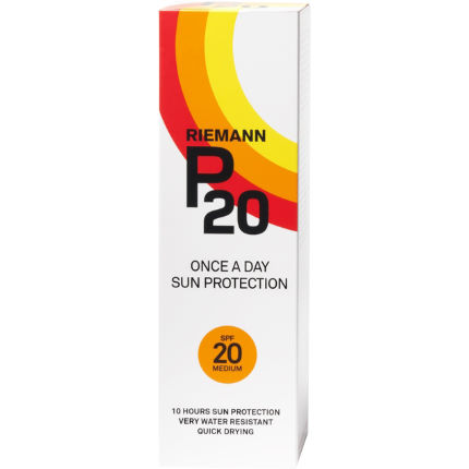 Riemann P20 Once a Day SPF20 Sun Protection -  100ml