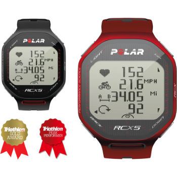 Polar RCX5 Bike Sports Training Watch with HRM