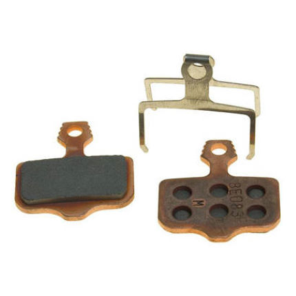 Avid Elixir Sintered Brake Pads and Steel Backplate