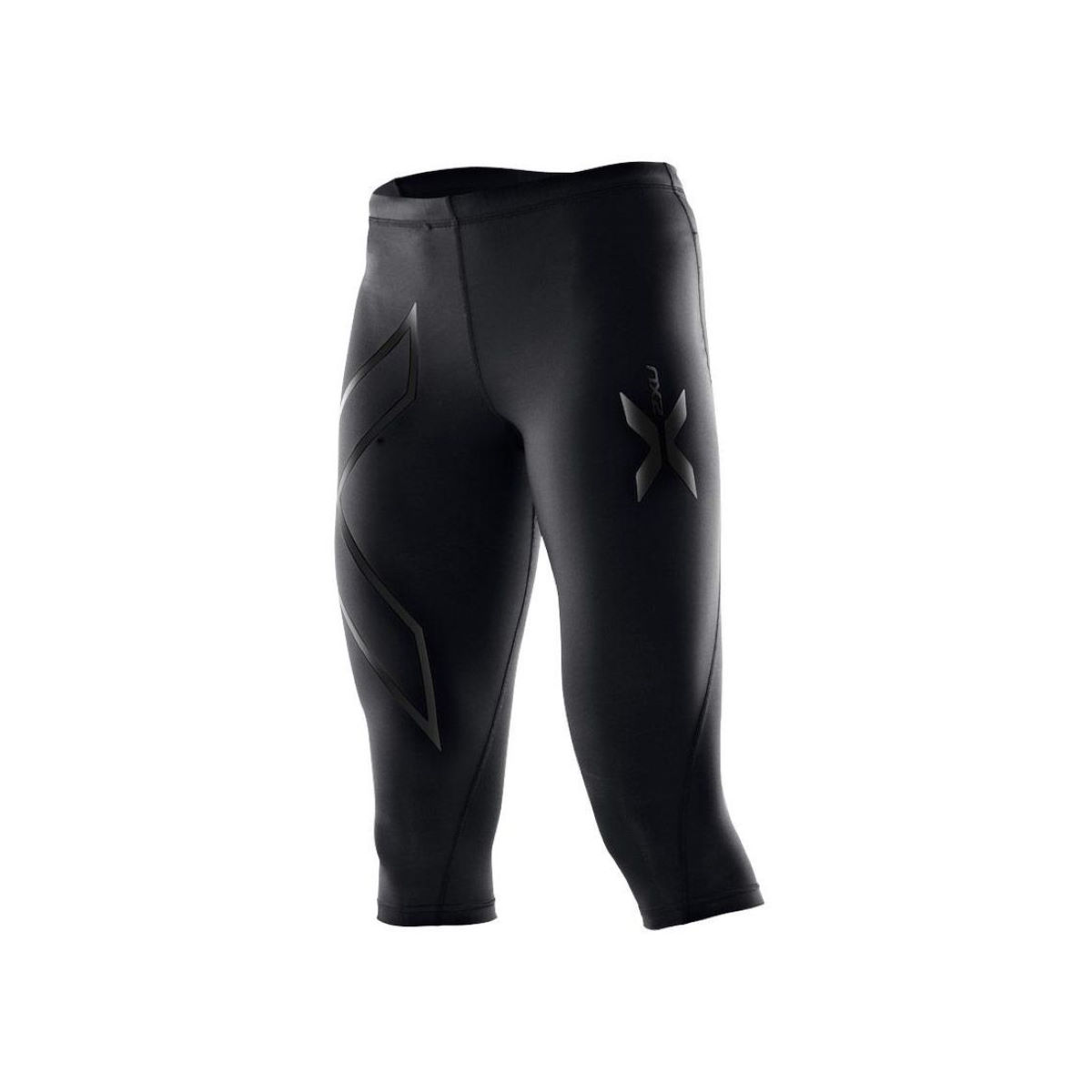 Corsaire 2XU Compression - XL Black/Silver Logo Sous-vêtements compression
