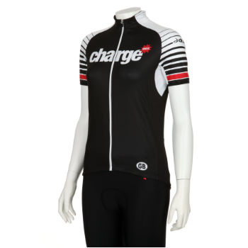 dhb Ladies Charge Team Short Sleeve Jersey