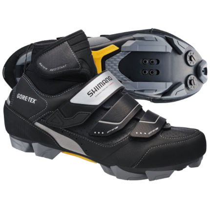 Shimano MW81 Gore-Tex SPD Winter Mountain Bike Boots