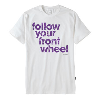 howies Follow Your Front Wheel T-Shirt