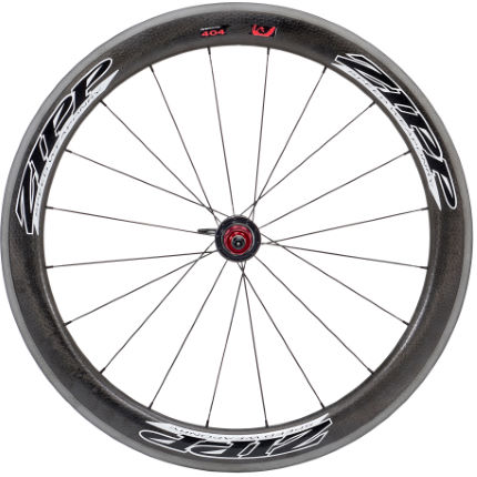 Zipp 404 Firecrest Clincher Rear  (Beyond Black) 2013