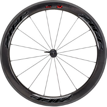 Zipp 404 Firecrest Tubular Front Wheel (Beyond Black)